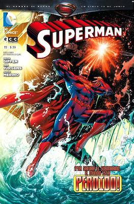 Superman: Nuevo Universo DC #11