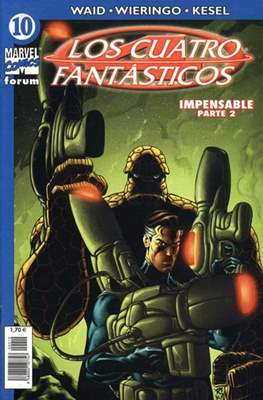 Los 4 Fantásticos Vol. 5 (2003-2004) (Grapa 24 pp) #10