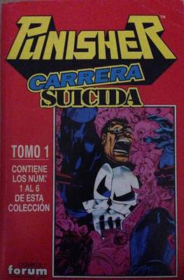 Punisher Carrera Suicida