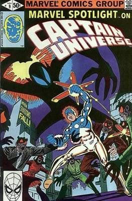Marvel Spotlight Vol. 2 (Comic-Book) #9