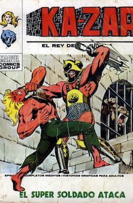 Ka-Zar (1973-1974) #7