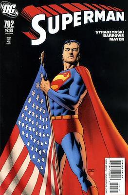 Superman Vol. 1 / Adventures of Superman Vol. 1 (1939-2011) (Comic Book) #702
