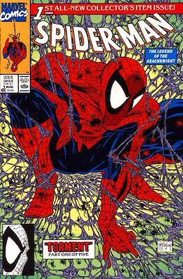 Spider-Man (Vol. 1 1990-2000) (Comic Book) #1