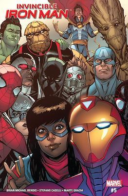 Invincible Iron Man Vol. 4 #5