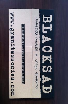 Blacksad: 8 illustrations issues de la série Blacksad
