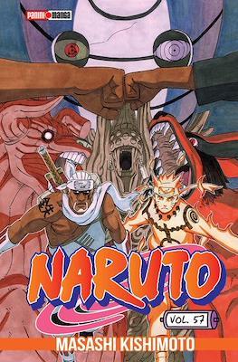 Naruto (Rústica con sobrecubierta) #57