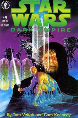Star Wars: Dark Empire (Comic Book) #5