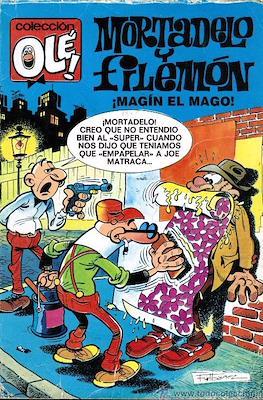 Colección Olé! 1ª etapa (Rústica 64 pp) #89