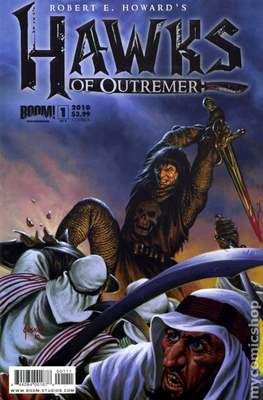 Hawks of Outremer #1