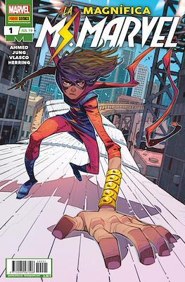 La Magnífica Ms. Marvel (Grapa 24 pp) #1