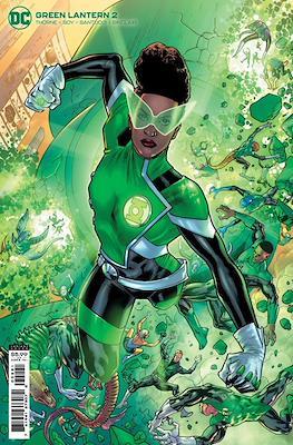 Green Lantern (2021- Variant Cover) #2