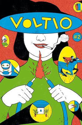 Voltio (Revista de historietas.) #2