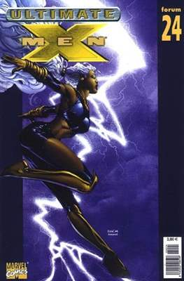 Ultimate X-Men Vol. 1 (2002-2006) (Grapa 48 pp) #24