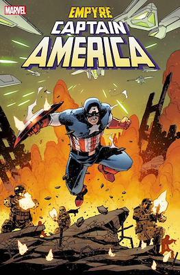 Imperio: Capitán América (Grapa) #1