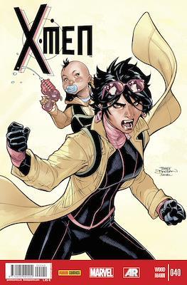 X-Men Vol. 4 / X-Men presenta (2011-2016) (Grapa 24 pp) #40