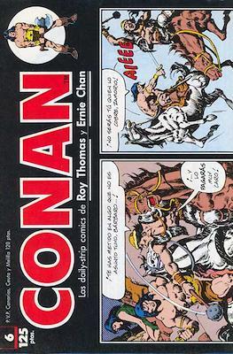 Conan. Los daily-strip comics (1989) (Grapa 48 pp) #6