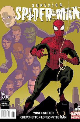 Superior Spider-man. Marvel Now! (Rústica) #5