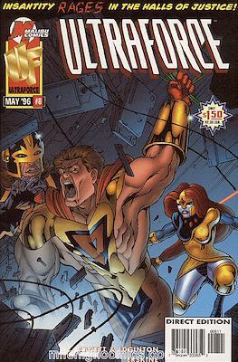 Ultraforce Vol.II (grapa) #8