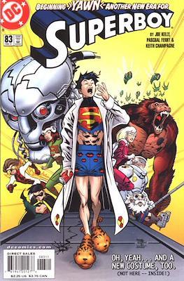Superboy Vol. 4 (Comic Book) #83