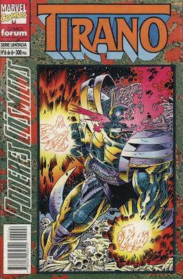 Poderes Cósmicos (1994-1995) Vol. 1 (Grapa, 48 páginas) #6