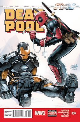 Deadpool Vol .3 (2013-2015) (Comic-Book) #36