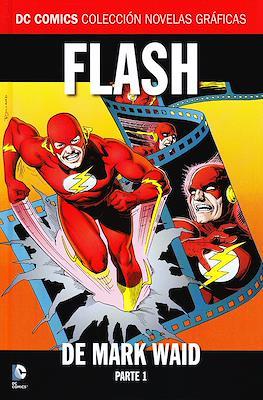 Colección Novelas Gráficas DC Comics: Flash de Mark Waid