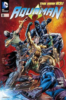 Aquaman Vol. 7 (2011-2016) (Comic-book) #8
