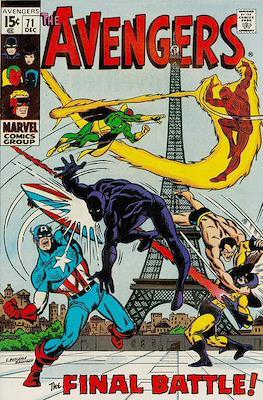 The Avengers Vol. 1 (1963-1996) #71