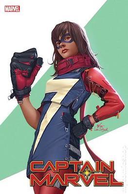 Captain Marvel Vol. 10 (2019- Variant Cover) #31