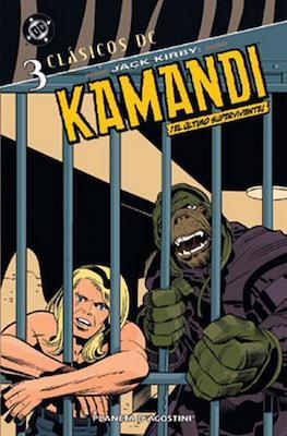 Kamandi. Clásicos DC (Rústica 176 pp) #3