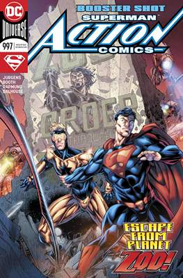 Action Comics Vol. 1 (1938-2011; 2016-) #997