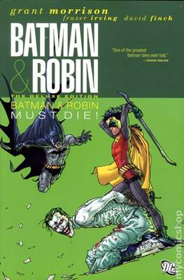 Batman & Robin The Deluxe Edition #3