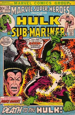Marvel Super-Heroes (Grapa) #33