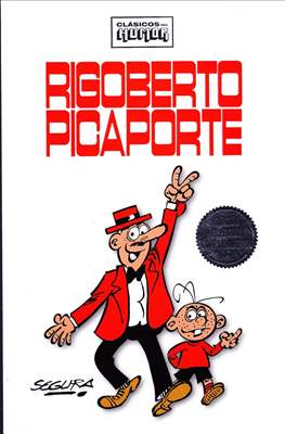 Clásicos del Humor - Edición Especial Coleccionista (Cartoné 200 pp) #15