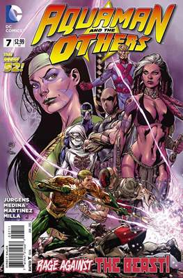 Aquaman and The Others (2014-2015) #7