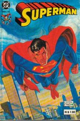 Supermán (1986-2001) (Grapa) #210