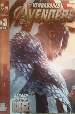 Los Vengadores Avengers Siege (Grapa) #3