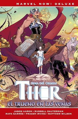 Thor de Jason Aaron. Marvel Now! Deluxe #4