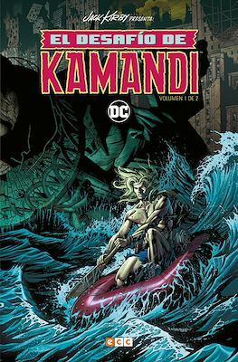 El desafío de Kamandi (Rústica, 184-192 pp) #1