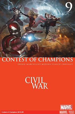 Contest of Champions (2015) #9