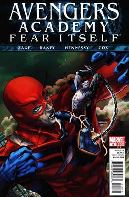 Avengers Academy (2010-2013) (Comic-Book) #16