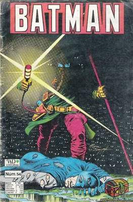 Batman (1987-2002) (Grapa) #54