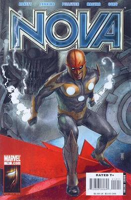 Nova Vol. 4 (Comic-Book) #12