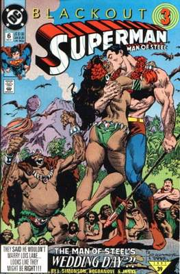Superman: The Man of Steel (Comic book) #6