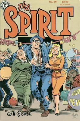 The Spirit (1983-1992) (Comic book. 32 pp) #39