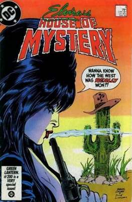 Elvira's House of Mystery (Comic-book) #3