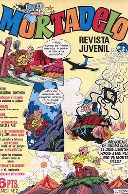 Mortadelo (1970) (Grapa) #2