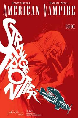 American Vampire Vol. 1 #12