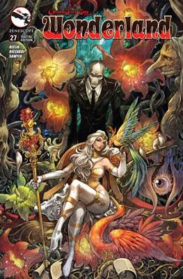 Grimm Fairy Tales presents Wonderland (Comic Book) #27