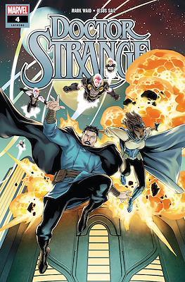 Doctor Strange (Vol. 5 2018-) (Comic book) #4